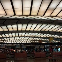Photo taken at Changi Airport Terminal 2 by Skywalker on 7/21/2013
