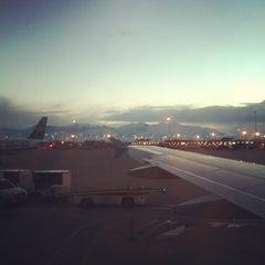 Photo taken at Jetblue Airways SLC Airport by Marjorie C. on 2/26/2013