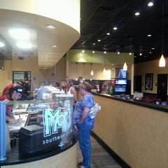 Photo taken at Moe's Southwest Grill by Frank C. on 9/21/2012