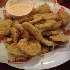 Photo taken at Hooters by Blair W. on 3/29/2013