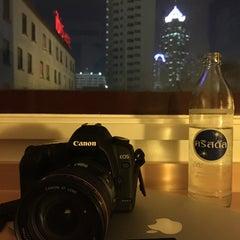 Photo taken at Ibis Hotel Nana by Lynhdan N. on 11/26/2015