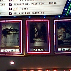 Photo taken at Cinemas Del Country by Julio S. on 7/20/2013