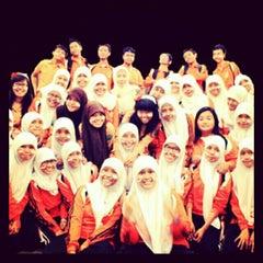 Photo taken at SMK Farmasi Surabaya by Pramitha R. on 11/6/2012