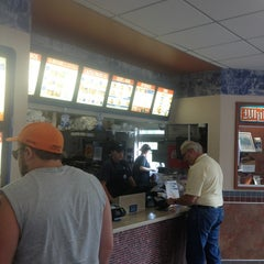 Photo taken at White Castle by Red B. on 7/11/2013