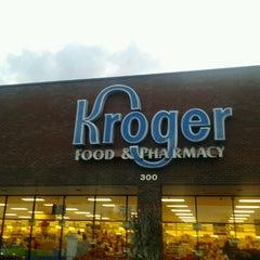 Photo taken at Kroger by Harold on 9/18/2012