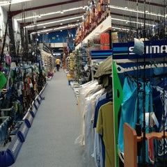 Photo taken at Fishing Tackle Australia by Sharon O. on 8/30/2013