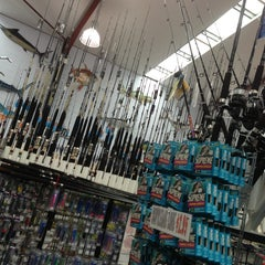 Photo taken at Fishing Tackle Australia by Sharon O. on 12/31/2012