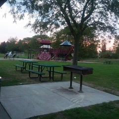 Photo taken at Heritage Park by Shaimaa F. on 9/16/2012