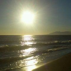 Photo taken at Playa Rincón de la Victoria by Soluntic C. on 12/21/2012