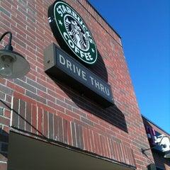 Photo taken at Starbucks by mac d. on 1/26/2013