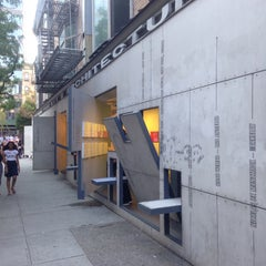 Photo taken at Storefront for Art and Architecture by Chris H. on 9/19/2015