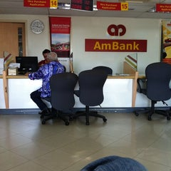Photo taken at AmBank by Geno L. on 6/27/2013