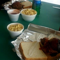Photo taken at Sam's Bar-B-Que by Brendan W. on 2/10/2016