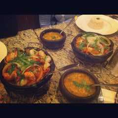 Photo taken at Muqueca Restaurant by Fabricio P. on 11/1/2012