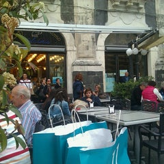 Photo taken at Caffè del Duomo by Joanna T. on 4/25/2013