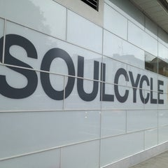 Photo taken at SoulCycle East 83rd by Rasheed D. on 7/2/2013