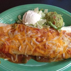 Photo taken at Don Pablo's Mexican Kitchen by Doris B. on 4/9/2012