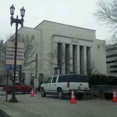 Photo taken at Dauphin County Courthouse by Hamza A. on 12/16/2011