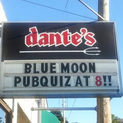 Photo taken at Dante's by Michael K. on 7/23/2013