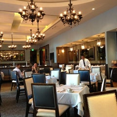 Photo taken at Morels French Steakhouse & Bistro by Werner V. on 11/27/2012