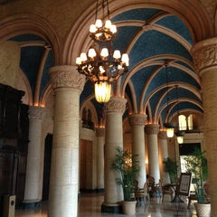 Photo taken at The Biltmore Hotel by Anastacia A. on 7/14/2013