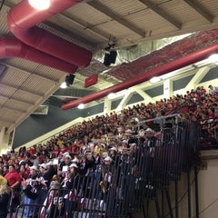 Photo taken at Hagan Arena by Carlos F. on 2/2/2013