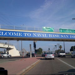 Photo taken at Naval Station San Diego by Yussell E. on 9/21/2012