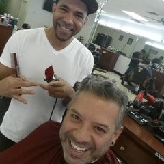 Photo taken at 3g BarberShop by Ritchie R. on 10/14/2015