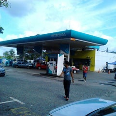 Photo taken at Petronas by amienHasim on 2/12/2013