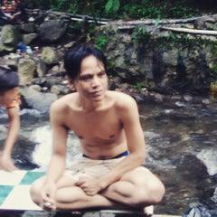Photo taken at Taman Wisata Air Panas Guci by saeino i. on 5/16/2015