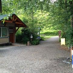 Photo taken at Wallace Falls Trail by Bradley A. E. on 6/19/2013