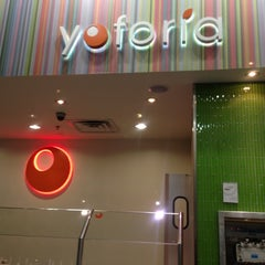 Photo taken at Yoforia by Peter W. on 12/3/2012