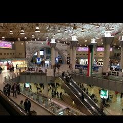 Photo taken at Kuwait International Airport by Bader b. on 3/8/2013