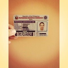 Photo taken at Professional Regulation Commission (PRC - Iloilo) by Menchie A. on 8/19/2013