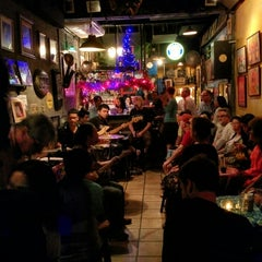 Photo taken at Adhere the 13th Blues Bar by Daniele D. on 1/2/2015