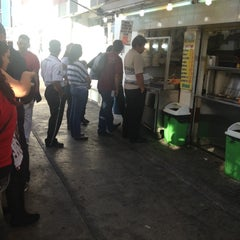 Photo taken at Tacos El Pastorcito by Ismael C. on 12/16/2012