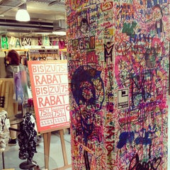 Photo taken at Urban Outfitters by Mont W. on 7/16/2013