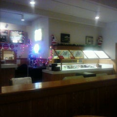 Photo taken at Godfather's Pizza by Kevin R. on 12/13/2012