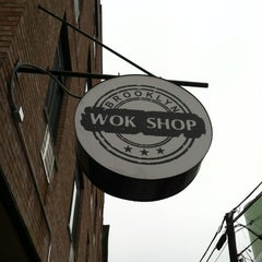 Photo taken at Brooklyn Wok Shop by Karl V. on 1/16/2013