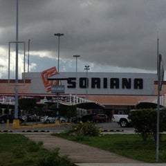 Photo taken at Soriana by Traci D. on 10/2/2012