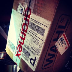 Photo taken at Aramex | ارامكس by Hisham a. on 6/12/2013