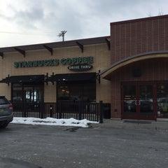 Photo taken at Starbucks by Craig W. on 2/1/2015