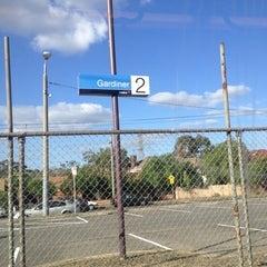Photo taken at Gardiner Station by Ivan A. on 12/9/2012