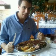 Photo taken at Posada del Agua by Koldo on 9/22/2012