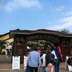 Photo taken at Ravinia Festival by David P. on 7/3/2013