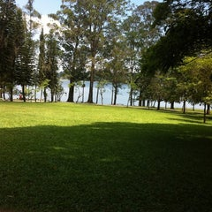 Photo taken at Clube de Campo do Castelo by Guilherme M. on 11/21/2012