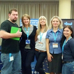 Photo taken at Casual Connect Kyiv by Lesya P. on 10/26/2012