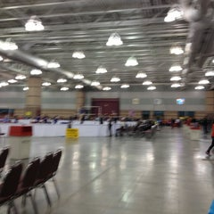 Photo taken at Atlantic City Convention Center by Meaghan A. on 1/20/2013