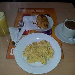 Photo taken at San Blas Cuisine Café by Alberto E. on 12/24/2012