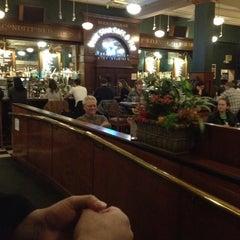 Photo taken at Blue Star Cafe & Pub by Daniel O. on 12/2/2012